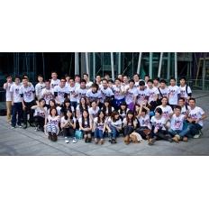 T恤衫厂家案例:华强文化科技集团