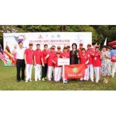 polo衫工厂案例:国际木球公开赛