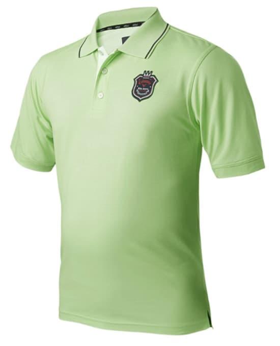 <b>短袖纯色高尔夫运动服</b>