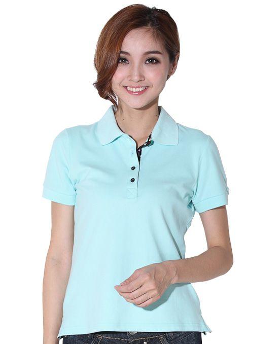 纯色女款T恤衫