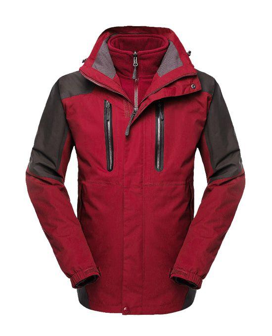 保暖防水冲锋衣