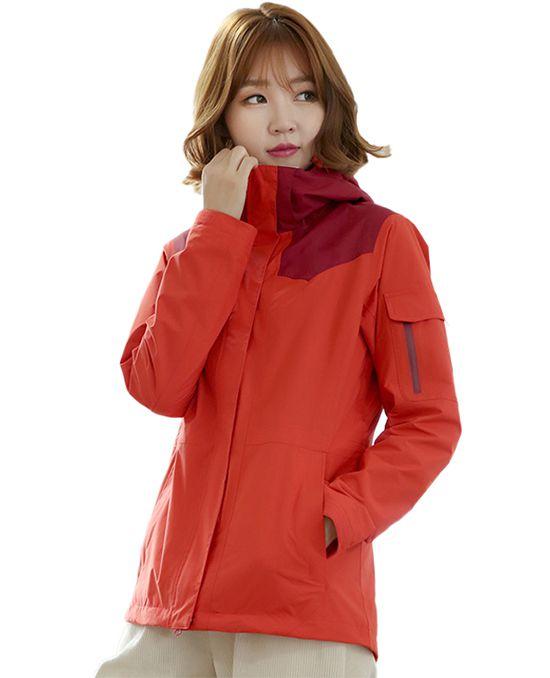 时尚休闲同款保暖冲锋衣